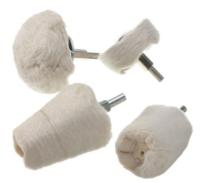Polierkopf - Pilzform, Zylinderform, Kegelform, Scheibenform
