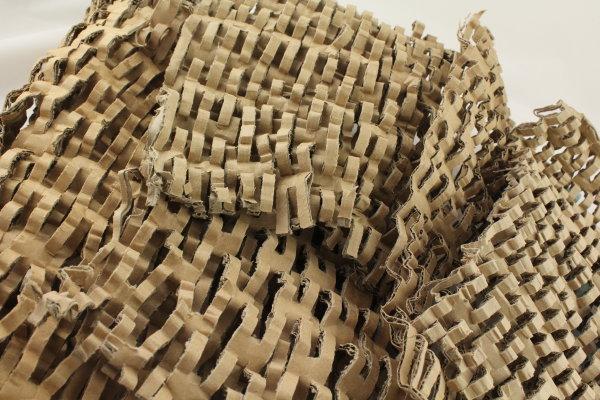 Füllmaterial Polstermaterial Verpackungsmaterial Füllstoff Papp- Schredder Pappe