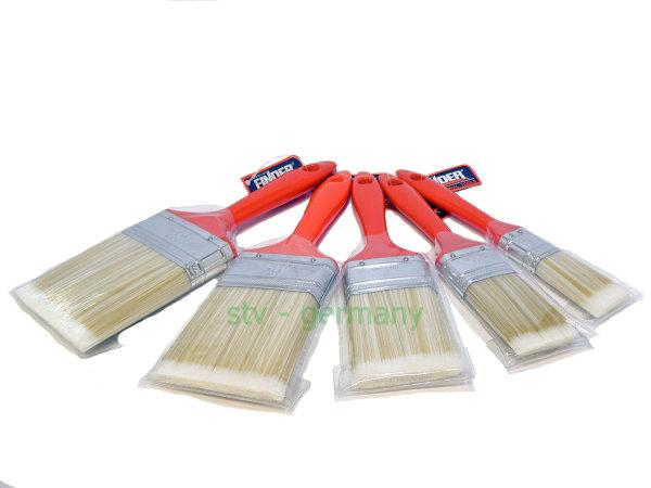 Pinsel Universalpinsel Flachpinsel Lackierpinsel Malerpinsel Qualität Profi NEU