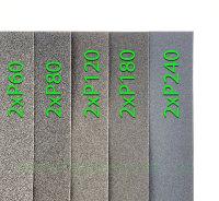 Sortiment SET Schleifpapier 10 Blatt 240 180 120 80 60...