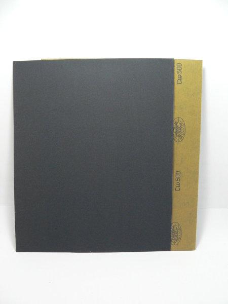 Schleifpapier wasserfest, 230 mm x 280 mm, Körnung 80 - 5000, Nass-Schleifpapier 500 280 mm x 230 mm