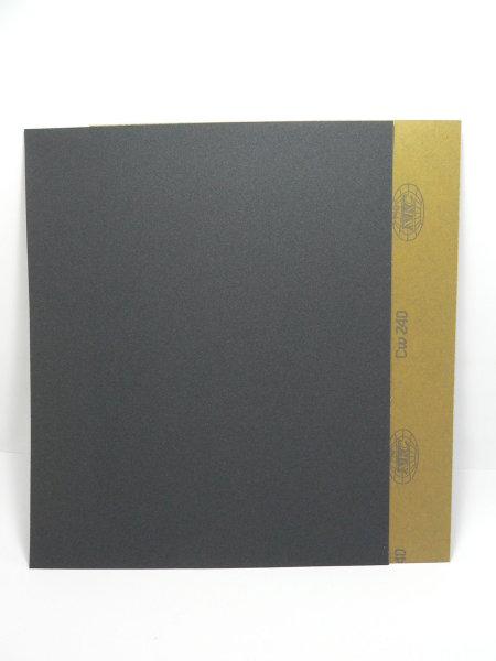Schleifpapier wasserfest, 230 mm x 280 mm, Körnung 80 - 5000, Nass-Schleifpapier 240 280 mm x 230 mm